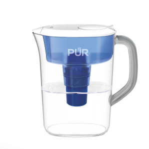 PUR 7 Cup Pitcher Chemical & Physical Filtration System