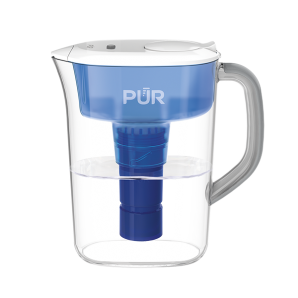 PUR PLUS 7 Cup Pitcher Chemical & Physical Filtration System